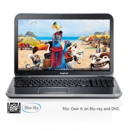 Laptop Inspiron 17r