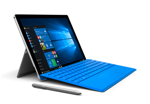Tablet Microsoft Surface 4