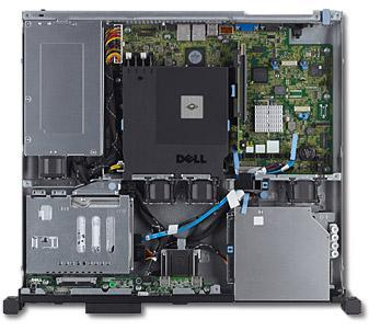 Servidor PowerEdge R210 II: tecnología segura y flexible