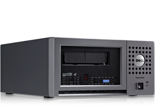 Dell PowerVault 110T Tape Backup Drive