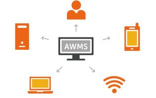 Dell Networking W-Series AirWave Wireless Management Suite - Real-time, map-based views