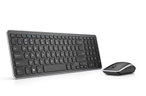Dell S2817Q Monitor – Dell Wireless Keyboard & Mouse Combo (KM714)