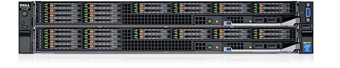 Dell PowerEdge FX components - Powerful scale-up server