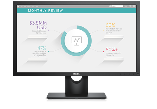 Dell E2318H Monitör