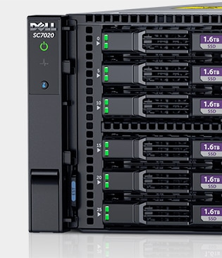 Dell EMC SC7020 - Conquer storage challenges now and in the future with the SC7020