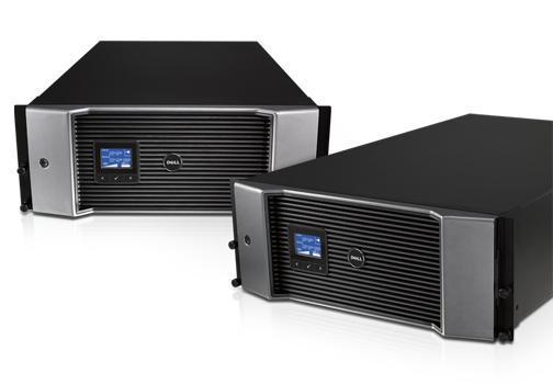 Onduleur rack en fonctionnement continu (Online) Dell