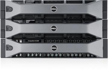 Solutions Dell Compellent optimisées Flash