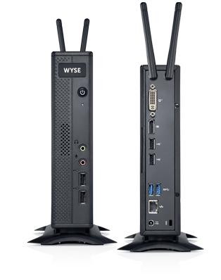 Wyse 7000 Series - Class-leading connectivity. Blast Extreme.