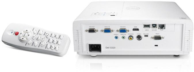 Projecteur Dell S320