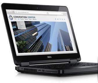 Latitude E5440 laptop – Tartós kialakítás