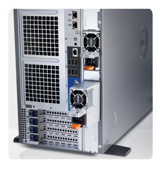 PowerEdge T620 - Uncompromising productivity