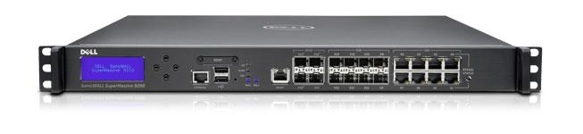 Dell SonicWALL SuperMassive Series – 9200