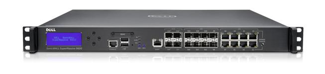 Dell SonicWALL SuperMassive 시리즈 – 9600