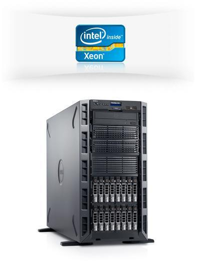 Servidor PowerEdge T320: potente y silencioso