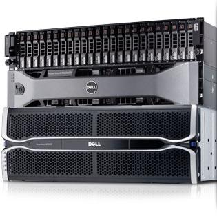 Baie Fibre Channel PowerVault série MD3