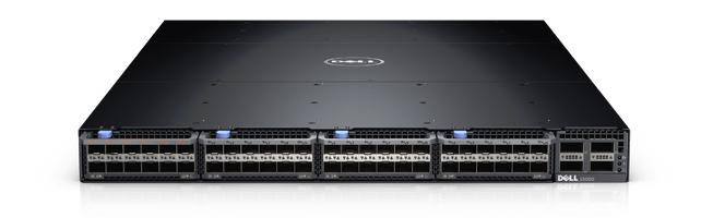 Dell Networking S5000 10/40G Unified Storage Switch