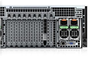 PowerEdge R920 — Расширение возможностей ввода-вывода