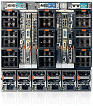 PowerEdge M830 Blade Server - Enable the future-ready data center