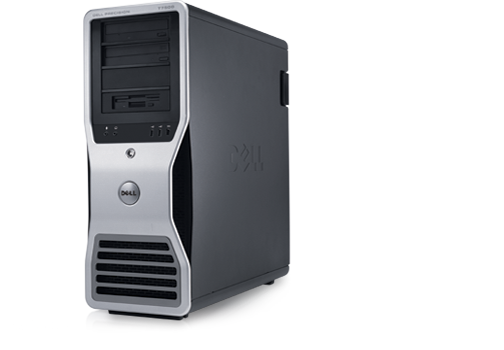 Super computadoras Dell Precision T7500