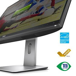 Dell S2415H monitor-Reliable, energy-efficient performance