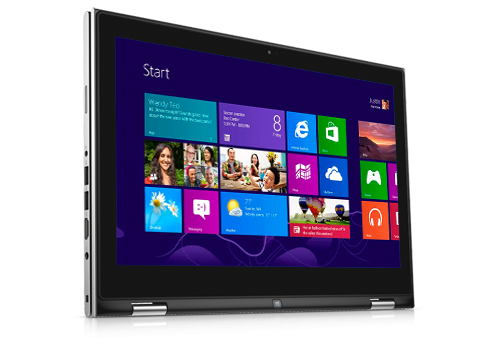 Inspiron 13 7347 Touch Notebook
