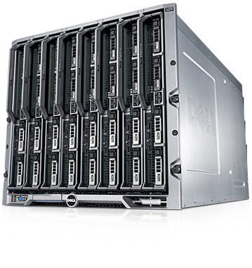 PowerEdge M820 Server — Fit for challenging environments