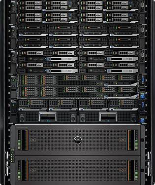 Dell PowerEdge FX components - Server blocks powered by latest Intel processors