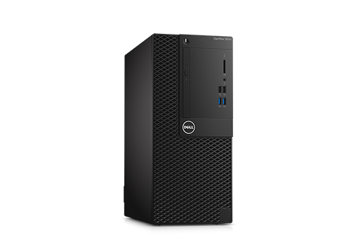 Настольный компьютер OptiPlex серии 3000 — корпус Mini-Tower