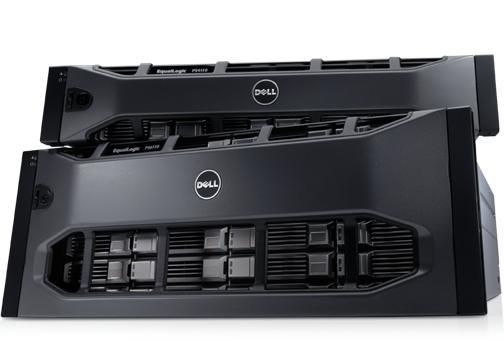 Dell EqualLogic PS4110xv35 opslagsysteem