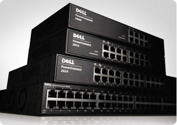 Dell Networking 2800 Series - Build a right-sized unmanaged/web-managed GbE network
