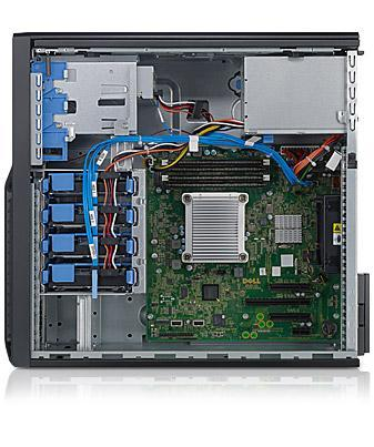 Servidor PowerEdge T110 II amigo da empresa