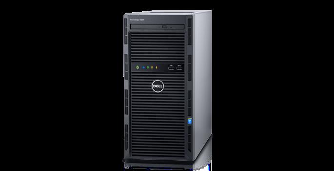 Dell PowerEdge T30 Entry Level Mini Tower Server Intel Xeon
