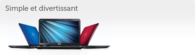 Ordinateurs portables Inspiron