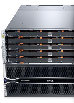 PowerVault MD3060e Dense JBOD — Affordable density for Dell servers