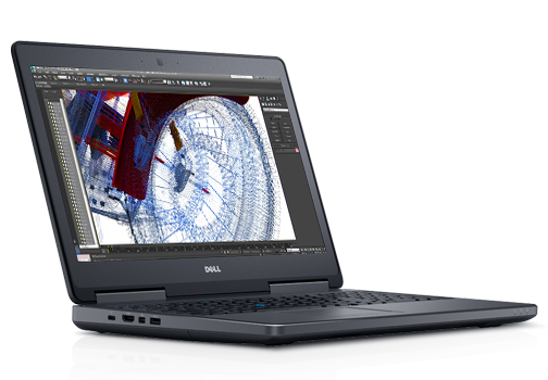 Precision 7520 Non-Touch Mobile Workstation