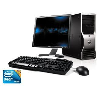 dell precision t3500 workstation - powerful performance