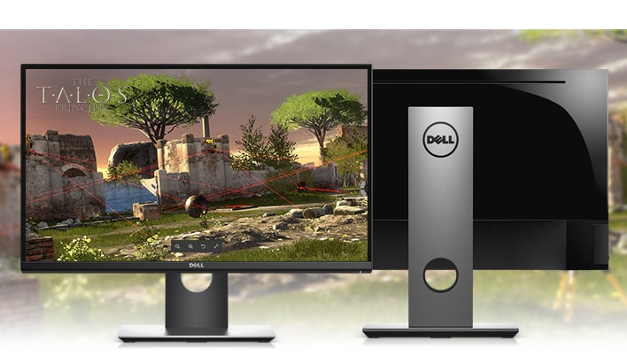 Dell S2417DG Monitor - Supreme performance. Superior gameplay.