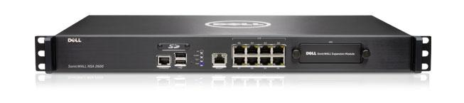 Dell SonicWALL NSA系列 - NSA 2600