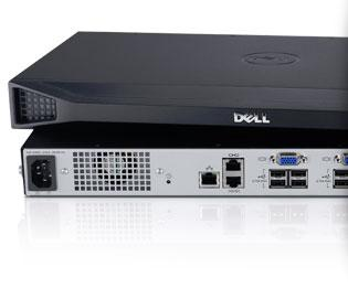 DCI KVM-KMM switch - Dell Analog KVMs