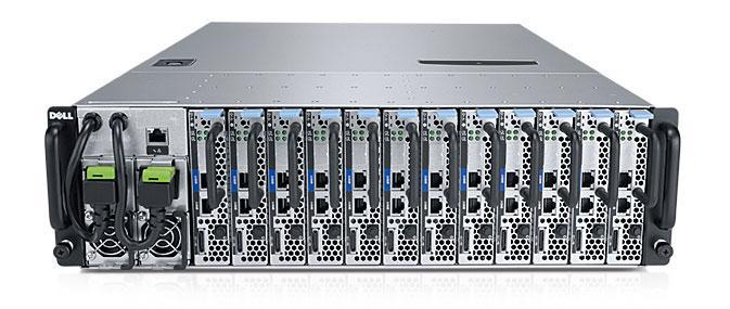 Poweredge C5000 機箱:出色的密度