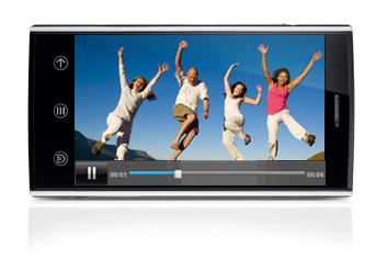 4.1 Inch Venue Smartphone with 8MP Camera and Flash 10