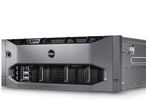 dell poweredge r910ラックサーバ