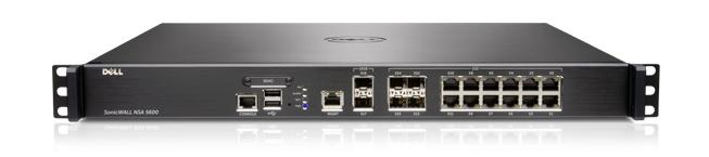 Gamme Dell SonicWALL NSA — NSA 5600
