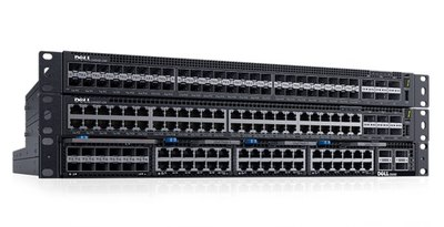 Dell Networking S-Series 10GbE switches