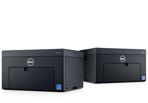 Dell C1660w Color Printer