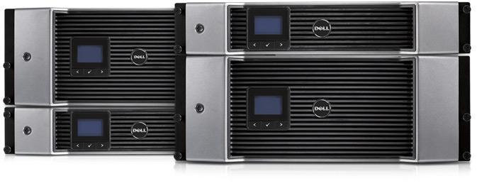 Dell Line Interactive Rack UPS - Easy to choose, install and afford