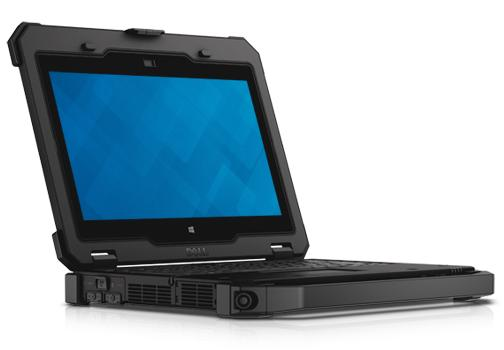 Laptop Latitude 12 7204