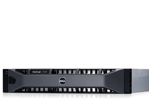 Dell EqualLogic PS4100XV 어레이