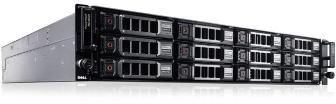 PowerVault MD3 Fibre Channel array series