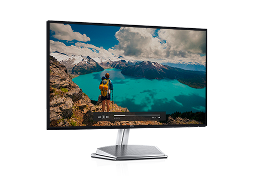 Dell Refurbished 27 inch Monitor - S2718H